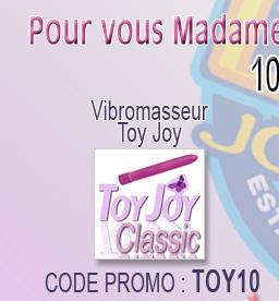 Vibromasseur Toy Joy