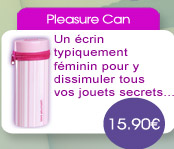 Pleasure Can Girly Fun Factory