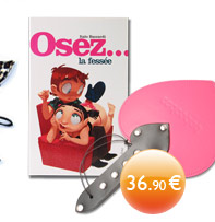 Pack OSEZ N°5 - Osez la fessée