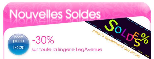 Lingerie LegAvenue