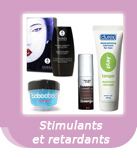 Stimulants et Retardants