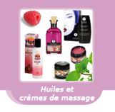 Huiles et Crèmes de Massage