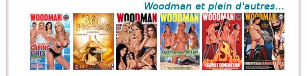 Dvd x Woodman