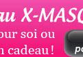 Cadeau offert - Masque Cosmique