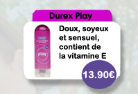 Durex Play Massage 2 en 1
