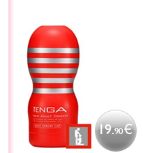 Masturbateur Tenga - Deep Throat Cup