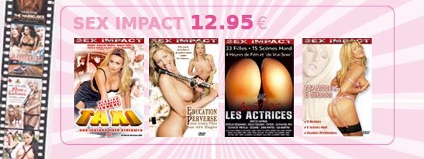 Sex Impact by Marc Dorcel