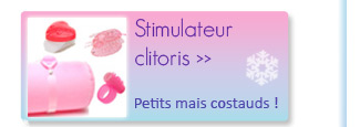 Stimulateur clitoris