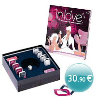 In Love Game - Jeu pour 2 amoureux