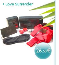 Sensual Surrender - Boîte de jeux amoureux