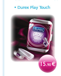 Stimulateur Durex Play Touch