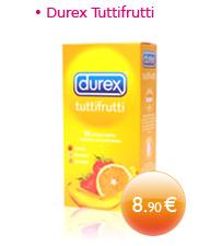 Durex Tuttifrutti
