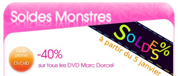 DVD X Marc Dorcel