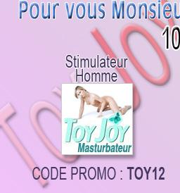 Masturbateur Toy Joy