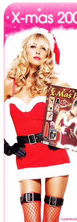 Christmas Package 10 sextoys pour Elle et Lui