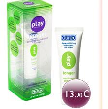Durex Play Longer Delay Tube - Retardant sexuel