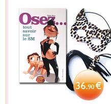 Pack OSEZ N°24 - Osez tout savoir sur le SM