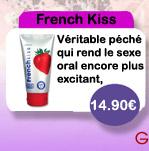 French Kiss à la fraise