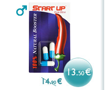 Start Up For Him 3 gélules