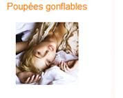 Poupées Gonflables