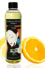 Huile de Massage Stimulation Orange 250 ml